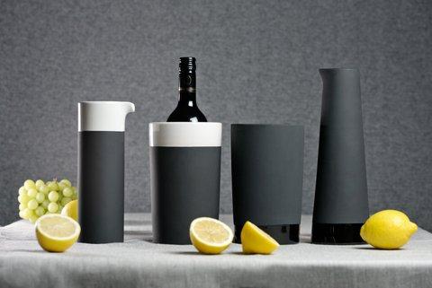 Wijnkoeler Met Licht : Wijnkoeler terracotta cadeauxperts