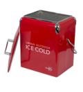 Retro-koelbox-rood-open