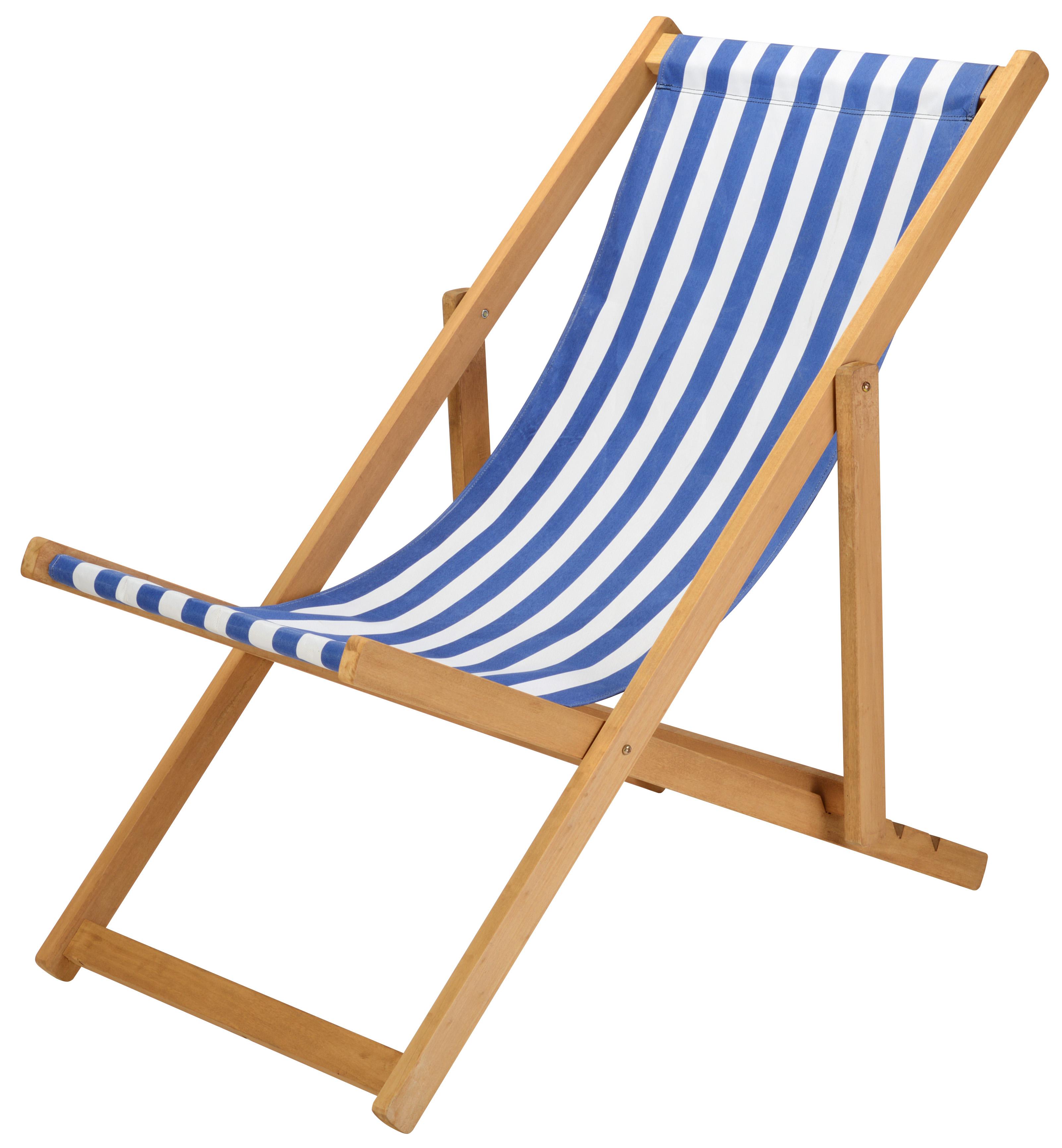 Houten Strandstoel inklapbaar custom made CadeauXperts